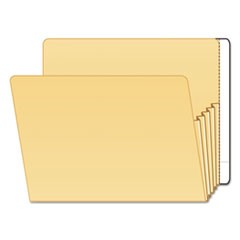 File Folder End Tab Converter Extenda Strip, 3 1/4 x 9 1/2, White