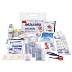 First Aid Refill Kit for Up to 25 People, 106-Pieces