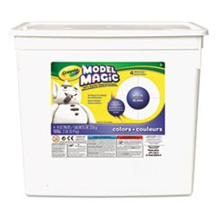 1Model Magic Modeling Compound, 8 oz each packet, White, 2 lbs.