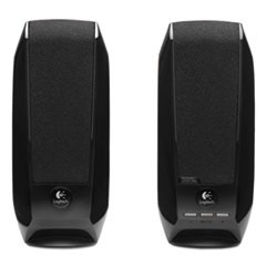 S150 2.0 USB Digital Speakers, Black