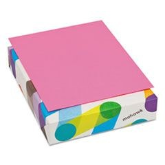 BriteHue Multipurpose Colored Paper, 20lb, 8 1/2 x 11,Ultra Fuchsia, 500 Shts/Rm