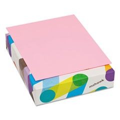 BriteHue Multipurpose Colored Paper, 20lb, 8 1/2 x 11, Ultra Pink, 500 Shts/Rm