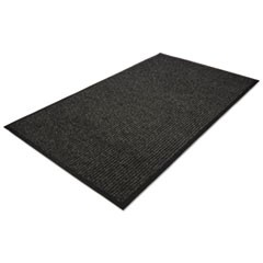 Golden Series Indoor Wiper Mat, Polypropylene, 36 x 60, Charcoal
