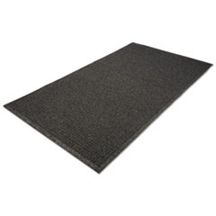 EcoGuard Indoor/Outdoor Wiper Mat, Rubber, 36 x 120, Charcoal