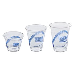 BlueStripe 25% Recycled Content Cold Cups Convenience Pack - 20oz., 50/PK