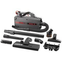 Commercial XL Pro 5 Canister Vacuum, 120 V, Gray, 5 1/4 x 8 x 13 1/2