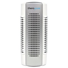 Therapure Mini Air Purifier, 1-Speed, White, 5 sq ft Room Capacity