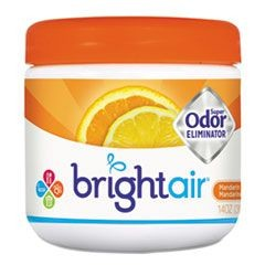 Super Odor Eliminator, Mandarin Orange & Fresh Lemon, 14oz, 6/Carton