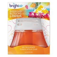 Scented Oil Air Freshener, Hawaiian Blossoms & Papaya, Orange, 2.5oz