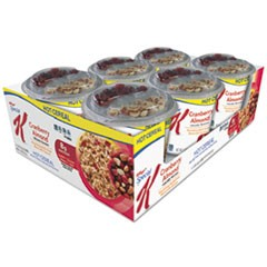 Special K Nourish Hot Cereal, Cranberry Almond, 1.83 oz Bowl