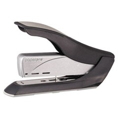 inHANCE + Stapler, 65-Sheet Capacity, Black/Silver