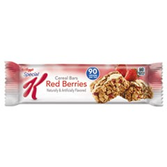 Special K Cereal Bar, Strawberry, .81oz, 12/Box