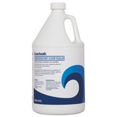 Stain Resistant Floor Sealer, 1 gal Bottle, 4/Carton