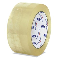 General-Purpose Box Sealing Tape, 72mm x 100m, Clear, 24/Carton