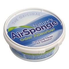 Sponge Odor Absorber,  Neutral, 1/2 lb, 24/Carton