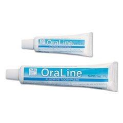 8520013034037, Toothpaste, Mint Flavored, 3 oz Tube, 12/Carton