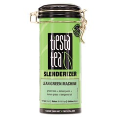 Loose Leaf Tea, Lean Green Machine, 4 oz Tin