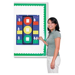 Stoplight Pocket Chart, 19 3/4� x 26�