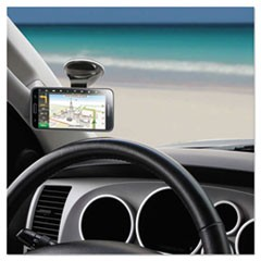 Magnetic Window Mount for Mobile Devices, Blister Pack, Black