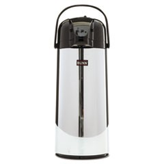 12.2 Liter Push Button Airpot, Stainless Steel