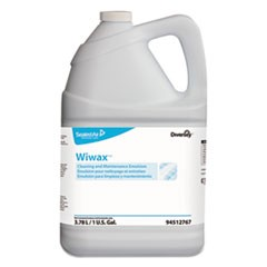 Wiwax Cleaning and Maintenance Solution, Liquid, 1 gal Bottle, 4/Carton