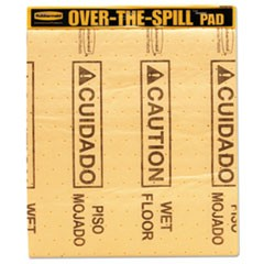 Over-The-Spill Pad Tablet with Medium Spill Pads, 20/Pack