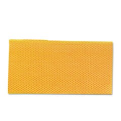 Stretch 'n Dust Cloths, 23 1/4 x 24, Orange/Yellow, 20/Bag, 5 Bags/Carton