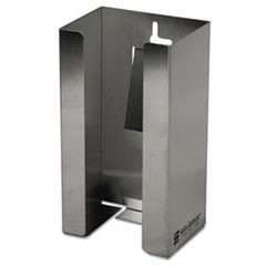 Stainless Steel Disposable Glove Dispenser, Single-Box, 5 1/2w x 3 3/4d x 10h