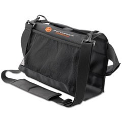 1PortaPower Carrying Case, 14 1/4 x 8 x 8, Black