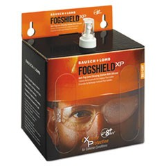 FogShield Disposable Lens Cleaning Station, 12 oz Bottle, 1425 Tissues