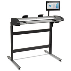 "SD Pro 44"" Large-Format Scanner, Scans Up to 44"" x 1204"", 1200 dpi Optical Resolution"
