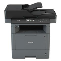 DCPL5600DN Business Laser Multifunction Printer with Duplex Printing and Networking