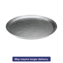 Aluminum Embossed Tray, Round, 12 in