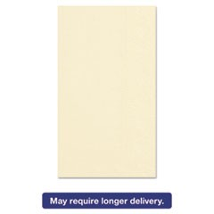 Dinner Napkins, 2-Ply, 15 x 17, Ecru, 1000/Carton