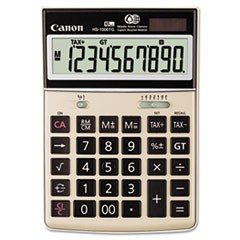 CALCULATOR,HS-1000TG,TAN