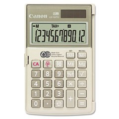CALCULATOR,LS-154TG,TAN
