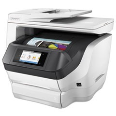 OfficeJet Pro 8740 All-in-One Printer, Copy/Fax/Print/Scan
