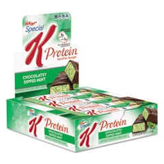 Special K Protein Meal Bars, Chocolatey Mint, 1.59 oz Bar, 8/Box