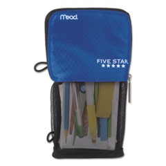 Stand 'N Store Pencil Pouch, 4 1/2 x 8, Cobalt