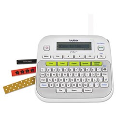 PTD210 Easy-to-Use Label Maker