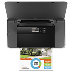 1OfficeJet 200 Wireless Mobile Printer