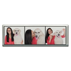 Acrylic Photo Frames, Clear, 2 x 6 1/4