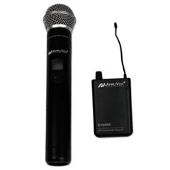 Wireless 16 Channel UHF Handheld Mic Kit
