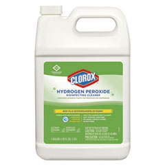 Hydrogen Peroxide Disinfecting Cleaner, 1 gal Bottle,