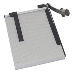 "1Vantage Guillotine Paper Trimmer/Cutter, 15 Sheets, 18"" Cut Length"
