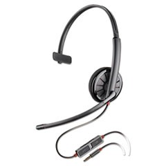 Blackwire C215 Monaural Over-the-Head Headset