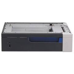 1Paper Tray for LaserJet CP5525/5225 Series, 500 Sheet