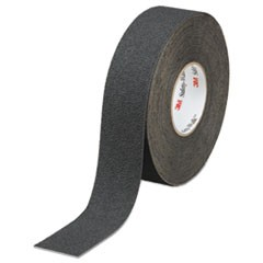 "Safety-Walk Slip-Resistant Medium Resilient Tread Rolls, Black, 2"" x 60ft, 2/CT"