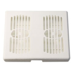 Good Sense 30-Day Air Freshener Dispenser, 6 2/10 x 6 7/10 x 5, Off White, 56/Ct