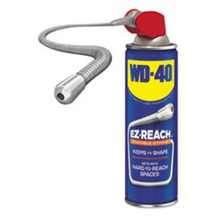 1Lubricant Spray, 14.4 oz Aerosol Can w/EZ Reach Straw, 6/Carton